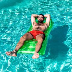 Men's Commando Swim Shorts
