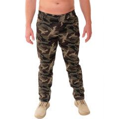 Mens Camo Pants (Lined)