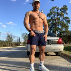 Men's Commando Chino Shorts