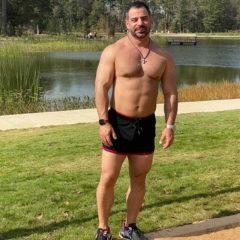 Men's Commando Athletic Shorts