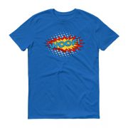 superhero-WOOF-tshirt_mockup_Flat-Front_Royal-Blue