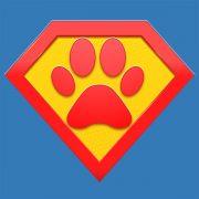 superhero-paw-print-zoom
