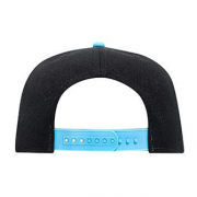 woof-wool-snapback-cap-black-aqua-back